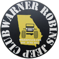 Warner Robins Jeep Club Logo